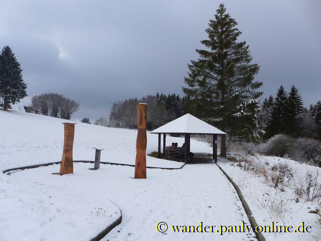 Schutzhütte Mühlenberg