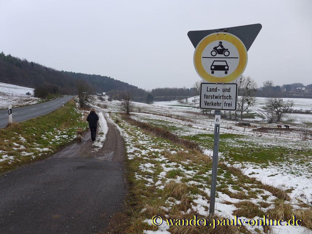 Wanderweg Nr. 6 – Eifelverein OG Mechernich