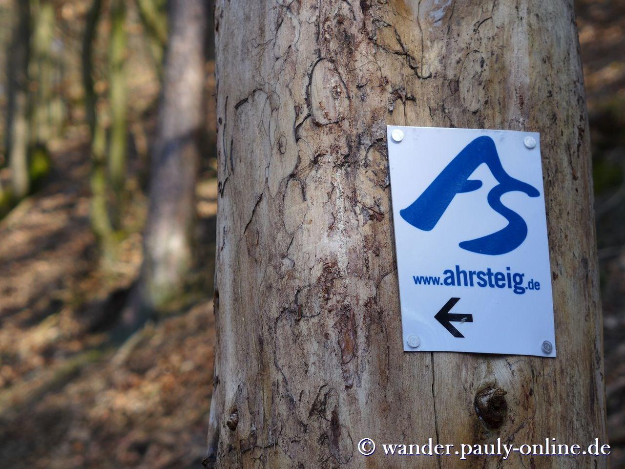 Ahrsteig - Logo