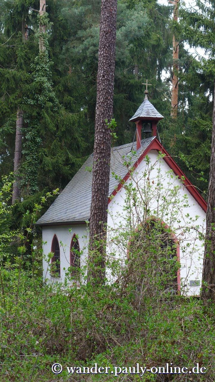 Traumschleife Rabenlay - Schönstattkapelle