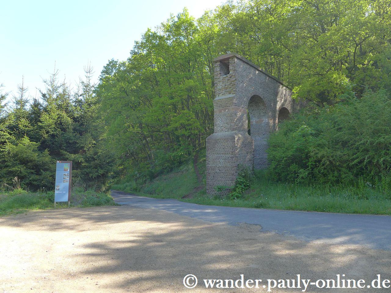 Römisches Viadukt in Vussem