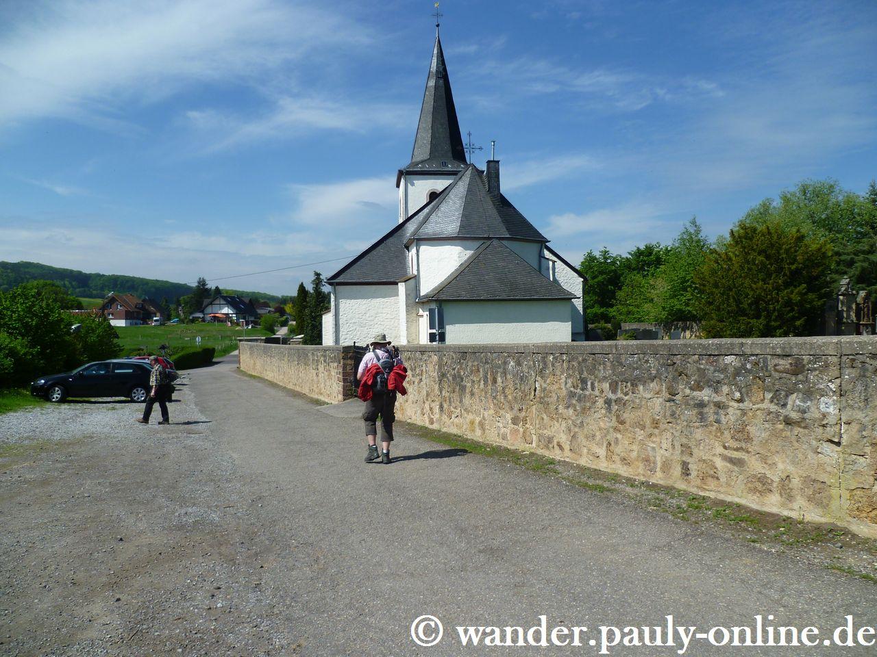 Pfarrkirche St. Cyriacus in Weyer