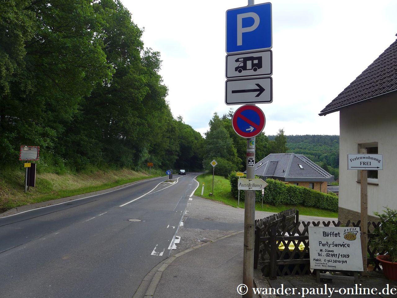 Pingenwanderweg - Golbach
