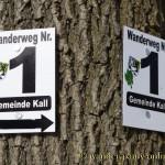 Wanderweg Nr. 1 – Eifelverein OG Scheven