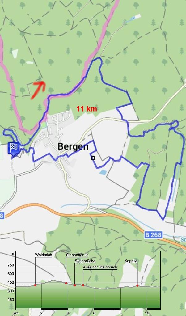Traumschleife-Der-Bergener_Karte